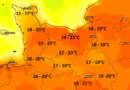 VERS LES PREMIERS 20°C EN DÉBUT DE SEMAINE PROCHAINE ?